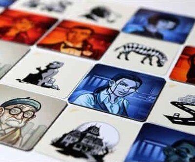 بازی بردگیم ایرانی کدنیمز نسخه تصاویر (codenames: pictures)