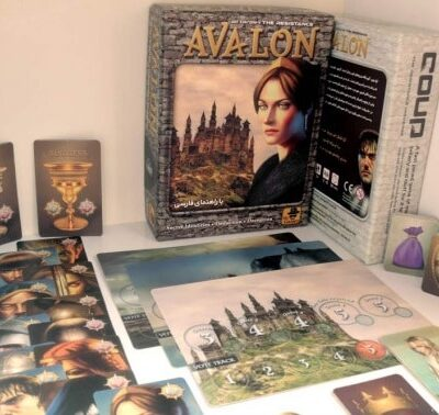 خرید بازی فکری ایرانی اولون | Avalon