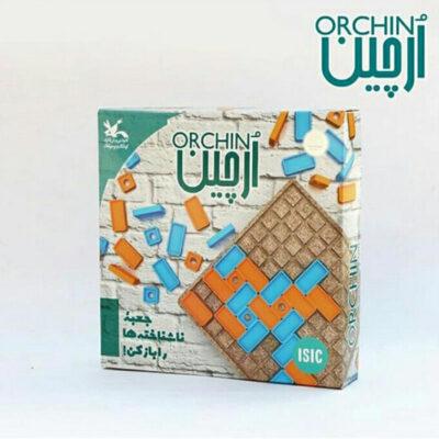 بازی بردگیم ایرانی ارچین (Orchin)
