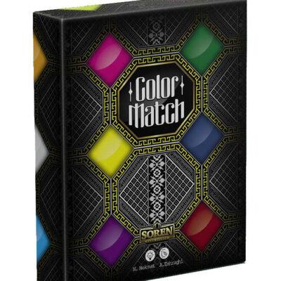 بازی بردگیم ایرانی دوزرنگ (Color Match)