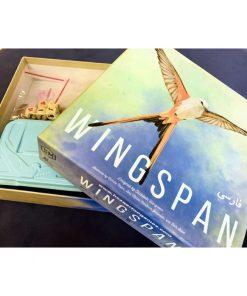 بازی بردگیم ایرانی وینگسپن (Wingspan)