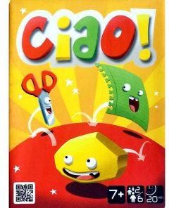 بازی بردگیم ایرانی چائو (Ciao)