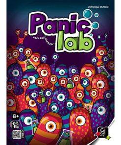 بازی بردگیم ایرانی پنیک لب (Panic Lab)