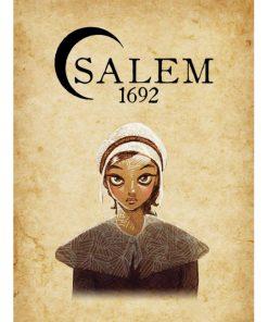 بازی بردگیم ایرانی سیلم ۱۶۹۲ (Salem 1692)