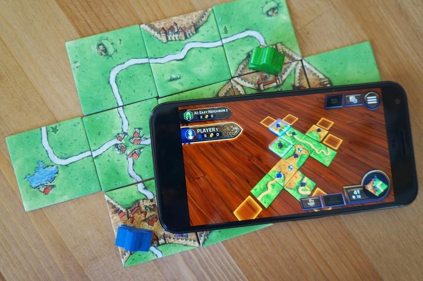 بازی های بردگیم برای موبایل (بخش اول)